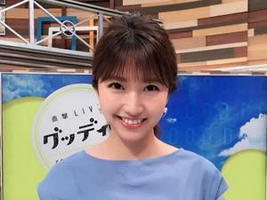 三田友梨佳アナのすっぴん画像がかわいい!顔が変わったのはいつ?