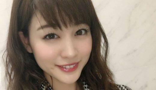 新井恵理那アナのすっぴんの画像が可愛いすぎる!メイク方法は?