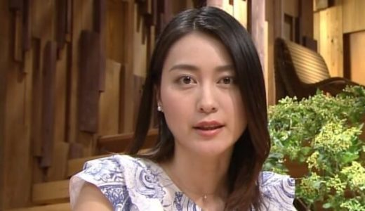 小川彩佳アナの目の大きさが変・目が怖い!目頭切開・整形・斜視が原因?