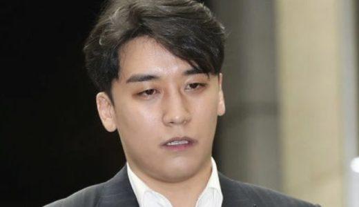 ピエール瀧とスンリ(BIGBANG:vi)が似てる!顔画像を徹底比較!