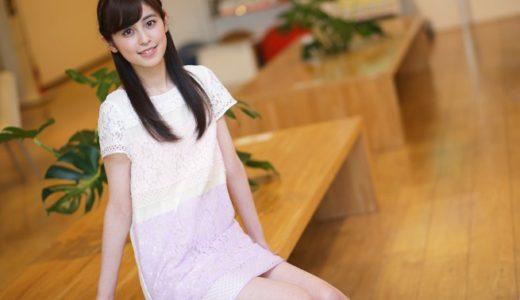 久慈暁子アナは短足でスタイルが悪い?モデル時代の画像で確認!