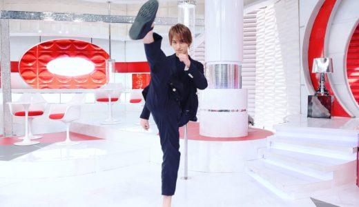 【動画】横浜流星の空手の世界大会の画像は?練習で失神した過去も!