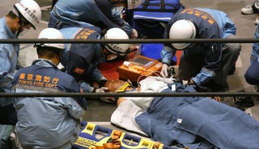 【動画】山村武寛が首を痛め緊急搬送!プロレス事故時の画像は?【W-1後楽園大会】
