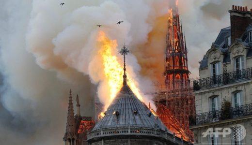 ノートルダム大聖堂の被害状況や復旧時期はいつ?現地では修復に20年という声も!