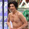 武田真治の大胸筋・腹筋の画像!筋トレ・筋肉体操は女優Xがきっかけ?
